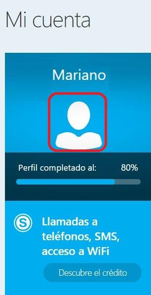 Añadir un número de teléfono a Skype