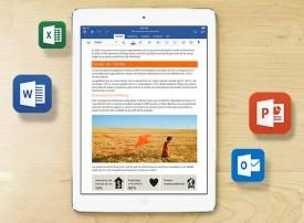 Actualización en Office para iOS