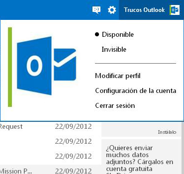 Cambiar-de-estado-en-Outlook