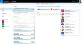 Cambios en Outlook for bussines