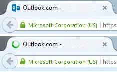 Carga del entorno de Outlook.com