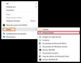 Crear un acceso directo a Outlook.com