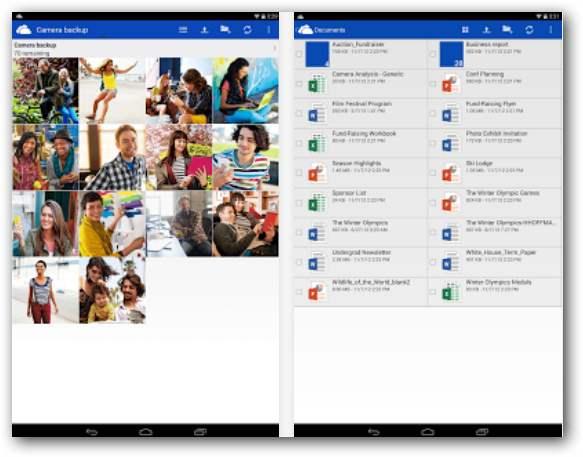 Descargar OneDrive para Android
