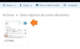 Editar un PDF en Word Online