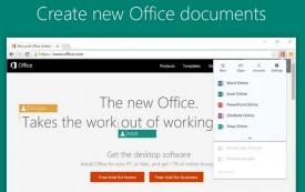 Extensión de Office Online para Google Chrome