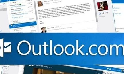 Hechos destacados de Outlook.com durante 2013