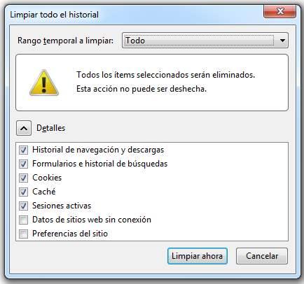 Inconvenientes al utilizar el buscador de Outlook.com