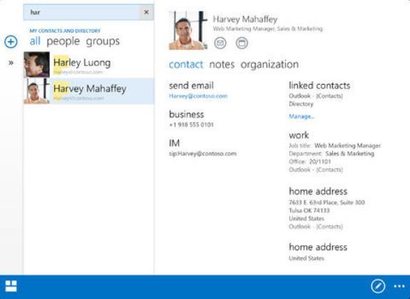 Instalar Outlook.com para iPad