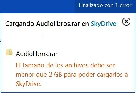 Límites para archivos adjuntos en Outlook.com
