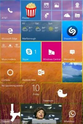 Las cuentas vinculadas de Outlook.com vuelven en Windows 10 Mobile