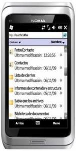 Leer correos de tu cuenta Outlook en dispositivos Symbian