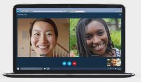 Llamadas en grupo en Skype Web