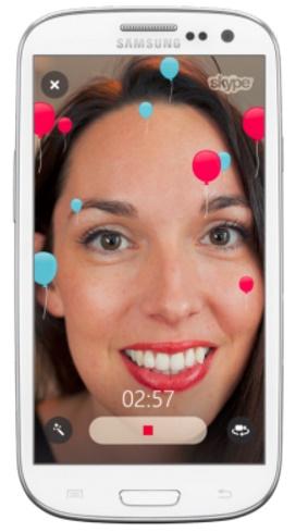Mejoras en Skype para iOS