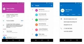 Modificaciones en outlook para android