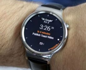 Nueva versión de Outlook para Android Wear