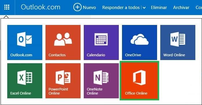 Obtener una muestra gratis de Office 365