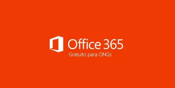 Office 365 para una ONG