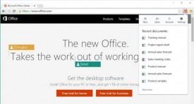 Office Online para Google Chrome
