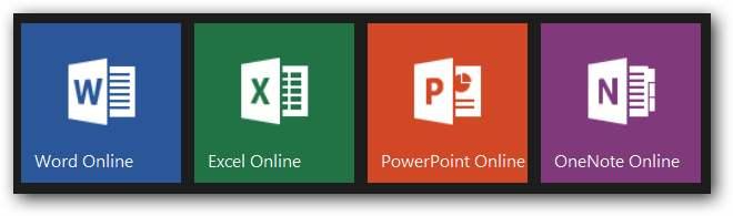 Office Web App ahora se llama Office Online