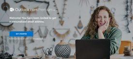 Outlook Premium gratis por un año