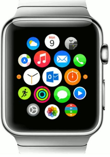 Outlook ya funciona en Apple Watch