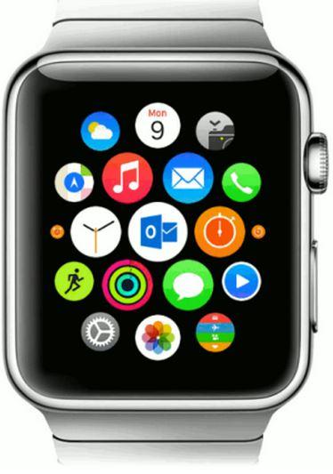Outlook ya funciona en Apple Watch