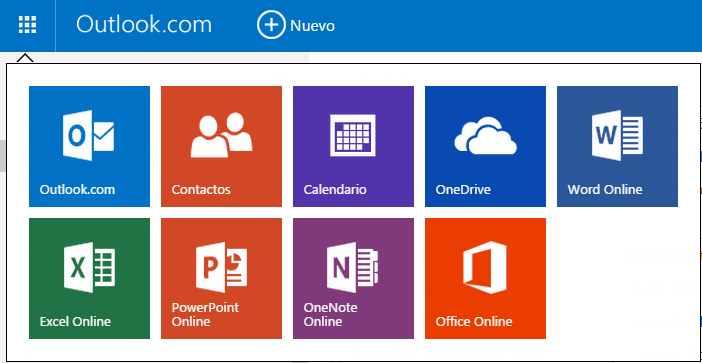 Posibles cambios en la interfaz de Outlook.com
