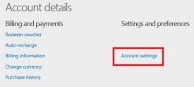 Quitar Skype de Outlook.com