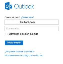 Restaurar una cuenta borrada en Outlook.com