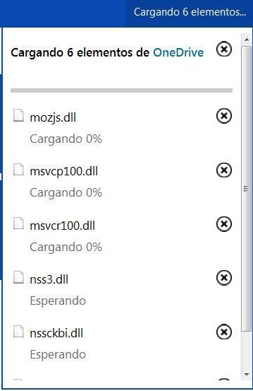 Subir archivos a OneDrive