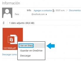 Visualizar documentos adjuntos desde el navegador