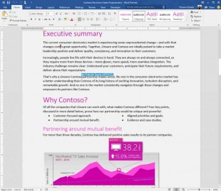 Word en Office 2016