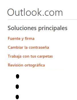 ayuda online de outlook.com