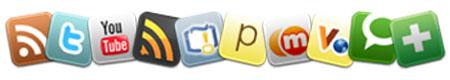 Botones Sociales en tu firma de Outlook