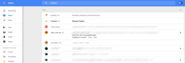 entorno de Gmail similar al de Outlook.com
