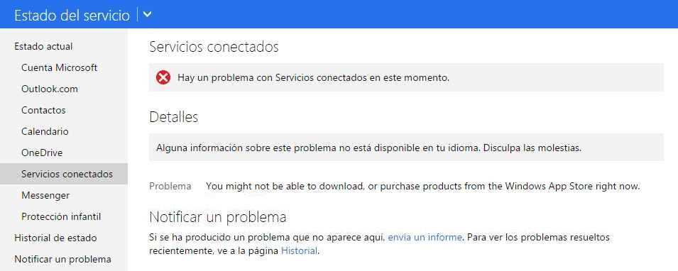 inconvenientes Windows Store