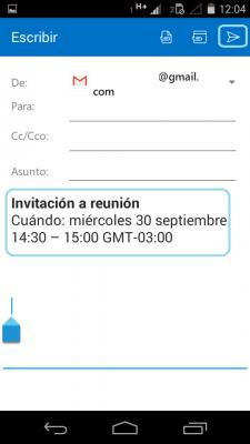 invitacion a reunion